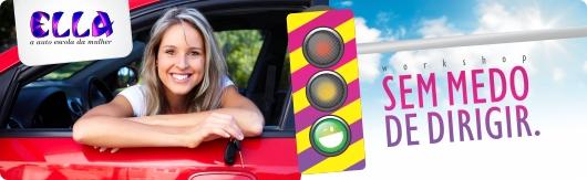 Sem medo de dirigir – Um programa super especial para você conquistar a sua liberdade!
