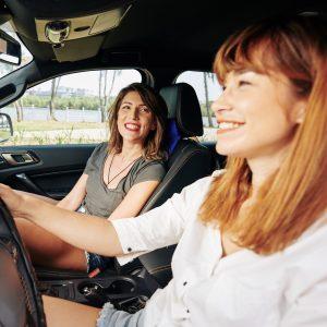 Apps de transporte só para mulheres
