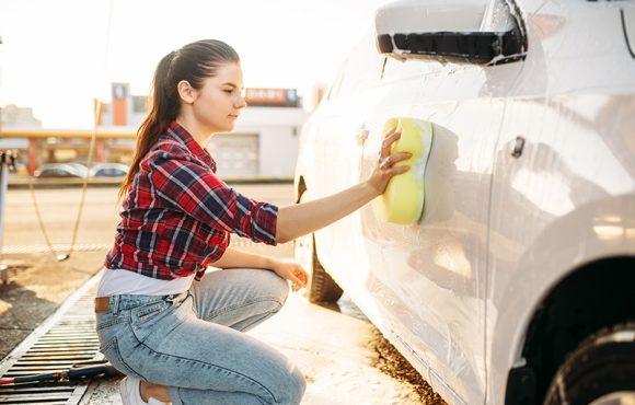 Pintura do carro: como manter seu carro brilhando